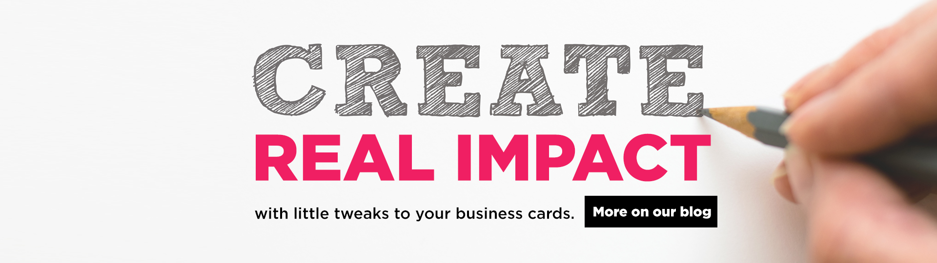 Create Real Impact - Tommy Printhub