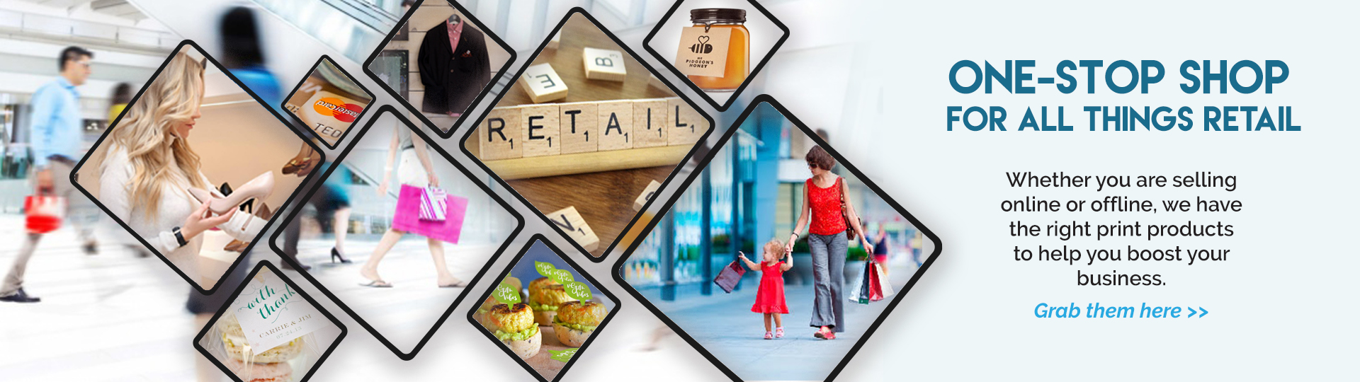 One-Stop Shop for Small & Medium Retailers