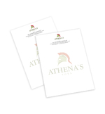 woodfree full colour letterhead 300 - 2000pcs