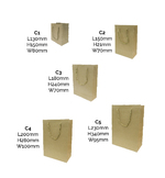 Kraft Paper bag in assorted sizes