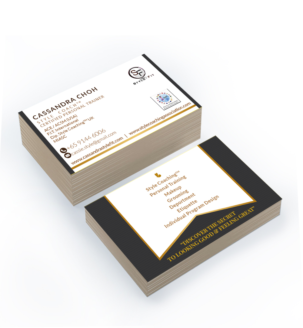 Premium Uncoated Biz Cards
